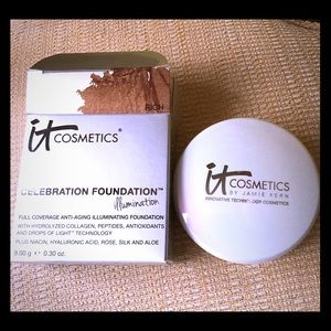It Cosmetics Celebration Foundation illumination